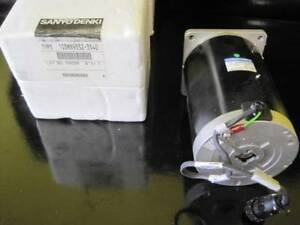 Sanyo Denki Sanmotion F Stepping Systems Electric Motor Step 103m89332 3540 New