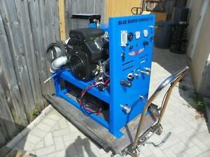 Truck Mount Carpet Cleaning Machine Blue Baron Compact 36