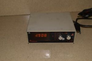 Eg g Gamma Scientific Laser Power Meter Model 460 1a