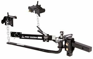 31986 Husky Towing Round Bar 6000lb Gtw Weight Distribution Hitch W 2 5 16 Ball