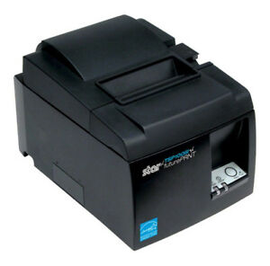 Star Micronics Tsp143iiilan Gy Us Thermal Receipt Printer