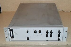 Hp 11848a Phase Noise Interface Hewlett Packard c3