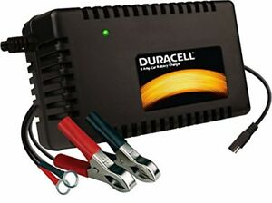 Duracell Drbc6a 6 Amp Battery Charger Maintainer 3 stage Float Charge Ideal For