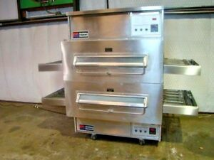 Middleby Marshall Ps360 Conveyor Ovens Natural Gas Doublestack