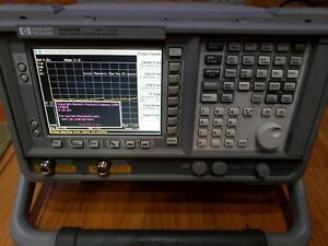 Best Offer Hp Agilent E4401b Esa e Spectrum Analyzer 0 9khz To 1 5 Ghz
