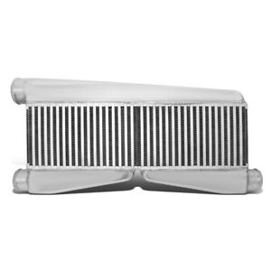 Fit 99 06 Chevy Silverado Full Aluminum 28 x13 x3 5 bar plate Intercooler Fmic