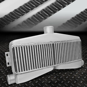 For 07 14 Chevy Silverado Aluminum 27 5 x14 5 x3 5 Bar plate Intercooler Fmic
