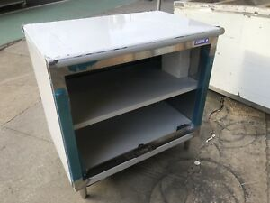 Stainless Steel 24 x36 Storage Dish Cabinet Nsf Approved