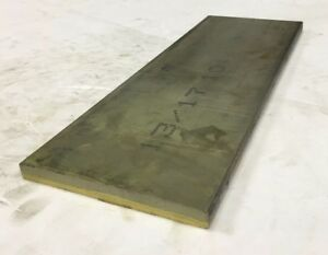 1 2 Thickness 316 316l Stainless Steel Flat Bar 0 5 X 5 X 14 5