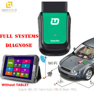 Vpecker Wifi Easydiag Wireless Obd2 Auto Scanner Diagnostic Tool Support Win10