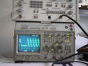 Calibrated Refurbed Tektronix 2465bdv 400mhz Oscilloscope 1 Year Guaranty