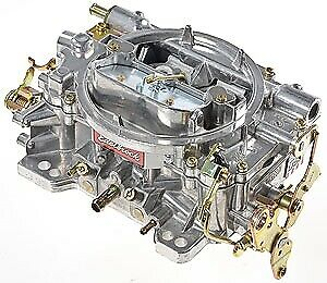 Edelbrock 1405 Performer Series 600 Cfm Aluminum Carb With Manual Choke
