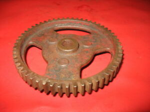 Sparta Early Style Cam Gear Hercules Economy Hit Miss Gas Engine