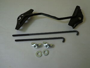 66 69 Mopar A B C Body Dart Barracuda Road Runner Charger Battery Hold Down Kit