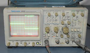 Tektronix 2465 4 Channel 300mhz Oscillioscope