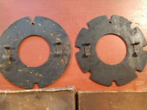 2 8 Notch Spacer Masking Plate Milling Machine Index Tool 6 3 4 Dia 15