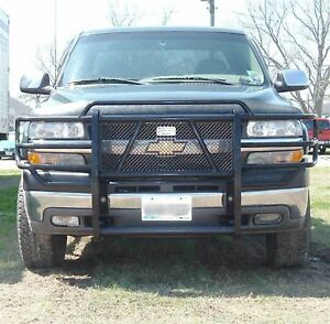 Ranch Hand Ggc011bl1 Legend Grille Guard For Chevy Sierra Hd