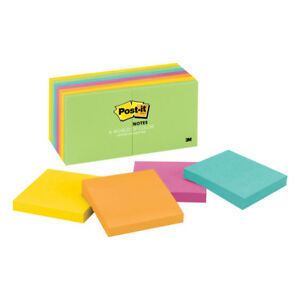 3m Company Post it Notes In Ultra 14 Pads