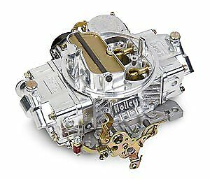 Holley 0 80458sa 600cfm Aluminum Body Carburetor