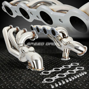 For Ls1 Ls6 Lsx 5 3 5 7 6 0 6 2 3 V Band Stainless Steel Turbo Exhaust Manifold