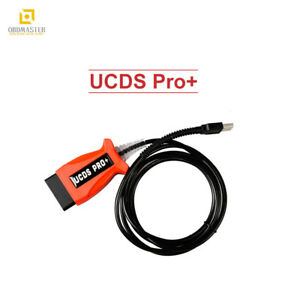 For Ford Ucds Pro Obd2 Diagnostic Adapter Odometer Correct Replace Ford Vcm Ii