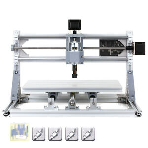 Cnc3018 Diy Cnc Router Kit 2 in 1 Engraving Machine Grbl Control 3 Axis Xyz Z5c3