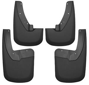 Husky Liners Front Rear Mud Flaps Guards For 09 19 Ram 2500 3500 W Oe Flares