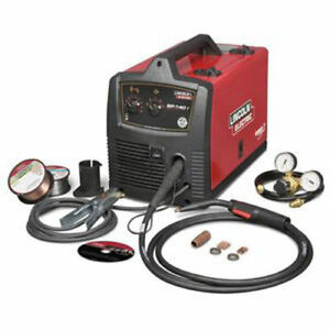Lincoln Sp 140t Wire Feed Mig Welder 110 Volt 140 Amp Reconditioned U2688 3