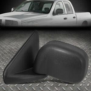 For 02 09 Dodge Ram Truck Oe Style Powered Heated Lh Left Side Rear View Mirror