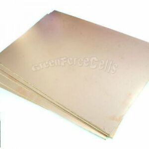 10 Fr2 Pcb Single Side Copper Clad Laminate Circuit Boards 20cmx30cm 200mmx300mm