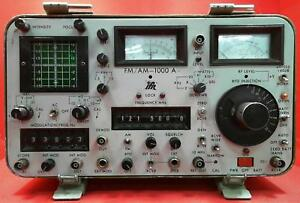 Ifr marconi 1000a 1164 Ifr 1000a Communications Service Monitor