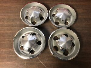 1972 74 Dodge Challenger Cuda Charger Roadrunner Rally Wheel Center Caps 119
