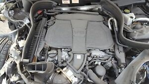 13 14 15 Mercedes Glk350 204 Type 3 5l Engine Motor 36k Free Local Delivery