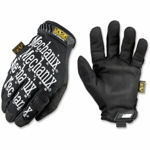 2 Pack Mechanix Wear Original Glove Black Large