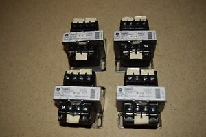 General Electric 9t58k2873 Industrial Control Transformer Lot Of 4 b3