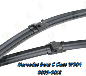 Windshield Wiper Blades For Mercedes Benz C Class Set Of 2 Oem Quality Uscg