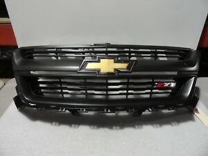 2015 2016 2017 2018 Chevy Colorado Z71 Front Grill Oem