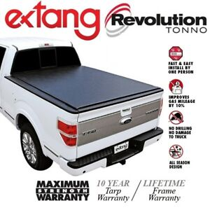 54830 Extang Revolution Tonneau Cover Toyota Tacoma 5 Bed 2016 2019