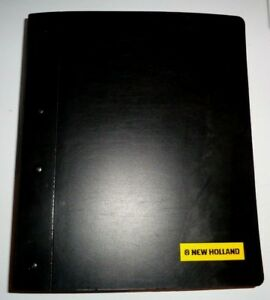 New Holland L180 L185 L190 C185 C190 Skid Steer Loader Service Repair Manual Nh