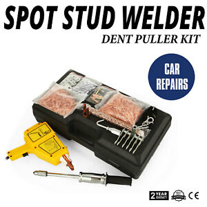 110v Uni spotter 5500 Stinger Stud Welder Kit Meson Pads Straight Pads On Sale