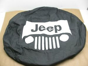 Jeep Grille Spare Tire Cover Cloth For Various Jeep Wrangler Liberty