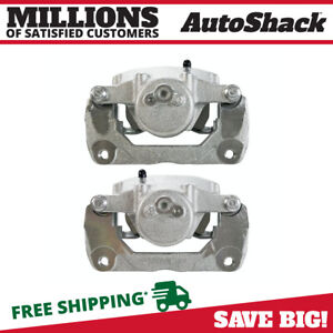 Front Pair 2 Brake Caliper Fits 2006 2012 Ford Fusion 2006 2011 Mercury