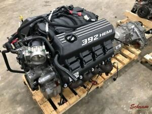 2018 Dodge Durango Srt8 392 Hemi Engine Transmission Tcase Lift Out Oem Mopar