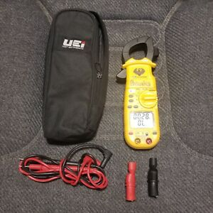 Uei Dl389 G2 Phoenix Pro Trms Clamp On Meter With Pouch
