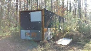 40 Insulated Iso Hc High Cube Shipping Container connex In Nc North Carolina