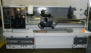 15 Swg 50 Cc Clausing colchester Clausing 15 Engine Lathe Inch metric Gap