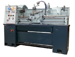 14 Swg 40 Cc Victor 1440gs W special Package Engine Lathe D1 4 With 1 1 2 Bo