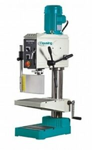 19 7 Swg 1 5hp Spdl Clausing Tm25rs Drill Press