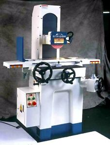 6 W 18 L Supertec Stp 618cii Surface Grinder 3 Axis Automatic 3 Hp