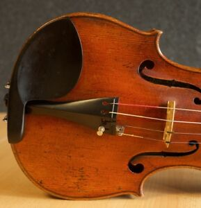 Very Old Labelled Vintage Violin Stefano Scarampella Geige